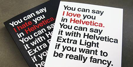 Helvetica Notepad