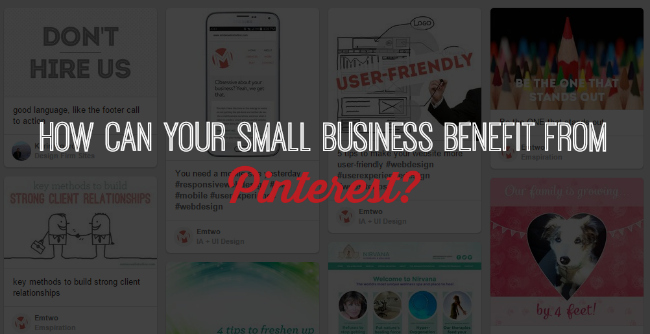 Benefit From Using Pinterest