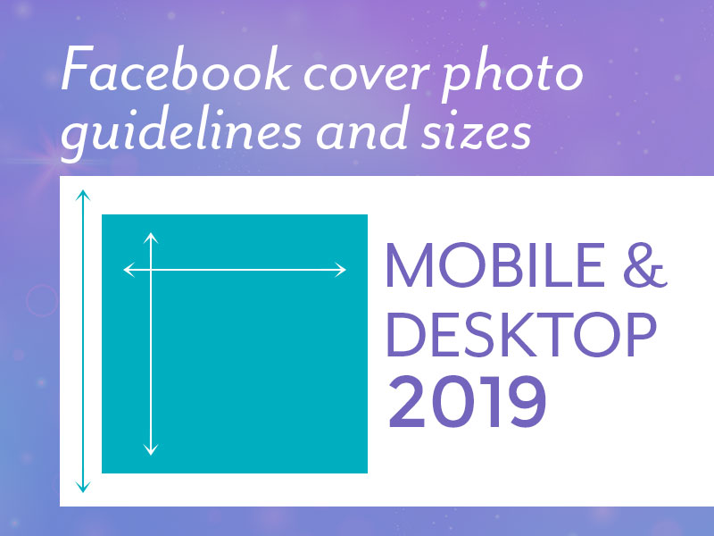 Cover photo guidelines for your Facebook timeline