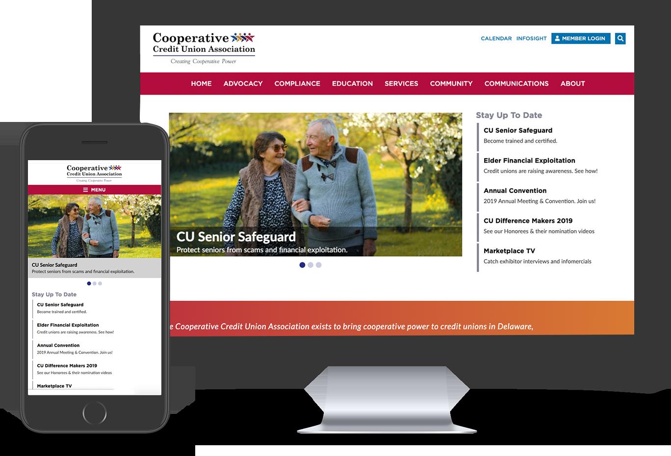 credit-union-web-design