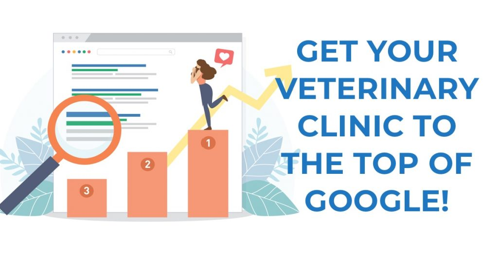 How to get to the top of Google – the veterinary practice edition