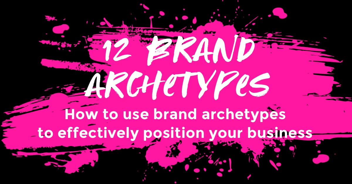 Hack your ideal client's brain with brand archetypes